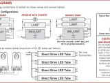 Wiring Diagram for Led Tube Lights 2 L T8 Ballast Wiring Diagram Fluorescent Light Wiring Diagrams Second