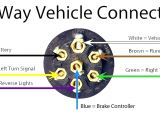 Wiring Diagram for Seven Way Trailer Plug 6 Pin Wiring Diagram Home Wiring Diagram