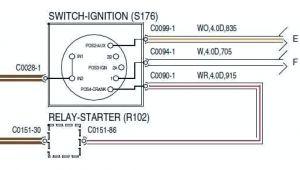 Wiring Diagram for Starter solenoid Yamaha Starter solenoid Wiring Diagram