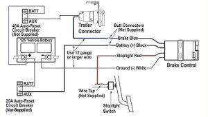 Wiring Diagram for Trailer Brake Controller Tekonsha Voyager Wiring Diagram Wiring Diagram Blog