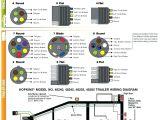 Wiring Diagram for Trailer Lights 6 Way 5 Round Wire Diagram Wiring Diagram Centre