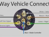 Wiring Diagram for Trailer Lights 6 Way 6 Pin Round Trailer Wiring Diagram Free Download Wiring Diagram