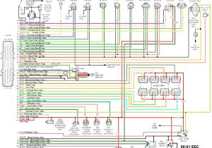 Wiring Diagram ford Mustang 2000 Mustang Wiring Diagram Wiring Diagram Schema