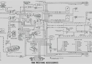 Wiring Diagram ford Mustang 2001 Mustang Wiring Diagram Pdf Wiring Diagrams