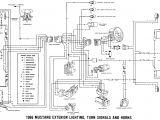 Wiring Diagram ford Mustang 72 Mustang Wiring Diagram Wiring Diagram Technic