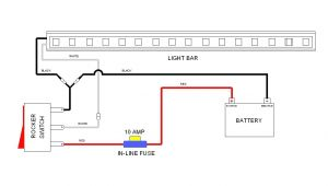 Wiring Diagram Led Light Bar Simple Light Bar Wiring Diagram Wiring Diagram Centre