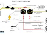 Wiring Diagram Of Electric Fan Dual Radiator Fan Wiring Diagram Wiring Diagram for You