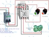 Wiring Diagram Of Magnetic Contactor Contactor Relay Wiring Wiring Diagram Operations