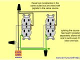 Wiring Double Outlet Diagram Dual Duplex Wiring Diagram My Wiring Diagram