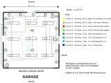 Wiring Garage Lights Diagram Garage Wiring Diagrams Wiring Diagram User