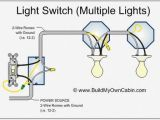 Wiring Two Lights to One Switch Diagram A Lights Wiring Diagram Wiring Diagram Rows