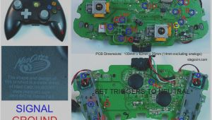 Xbox 360 Controller Wire Diagram Xbox 360 Controller Wire Diagram New Xbox 360 Wireless Controller