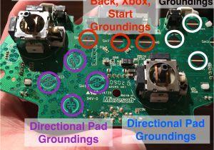 Xbox 360 Controller Wire Diagram Xbox 360 Controller Wiring Diagram Wiring Diagram Technic