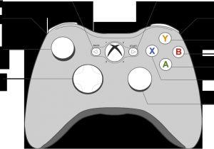 Xbox 360 Controller Wire Diagram Xbox Remote Wiring Diagram Electrical Wiring Diagram