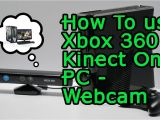 Xbox 360 Kinect Wiring Diagram How to Use A Xbox 360 Kinect On Any Pc or Laptop Webcam Chat Gaming Hd