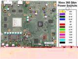 Xbox 360 Power Supply Wiring Diagram Xbox 360 Slim Wiring Diagram Wiring Diagram Schematic