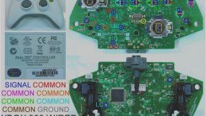 Xbox 360 Wired Controller Circuit Board Diagram Controller Diagram Likewise Xbox 360 Controller Schematic Diagram