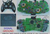Xbox 360 Wireless Controller Wiring Diagram Xbox 360 Controller Wire Diagram New Xbox 360 Wireless Controller