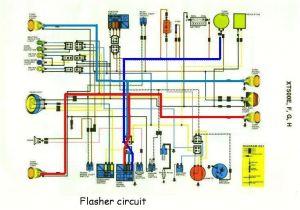 Xt500 Wiring Diagram Sr500 Wiring Diagram Wiring Diagram