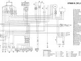 Yamaha Fzr 600 Wiring Diagram Yamaha Tt 600 Wiring Diagram Wiring Diagram Sample