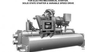 York Yt Chiller Wiring Diagram York Yt Specifications Manualzz Com